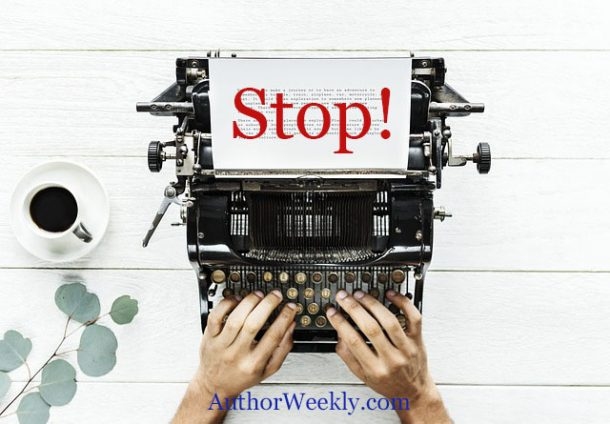 Writing tips to ignore
