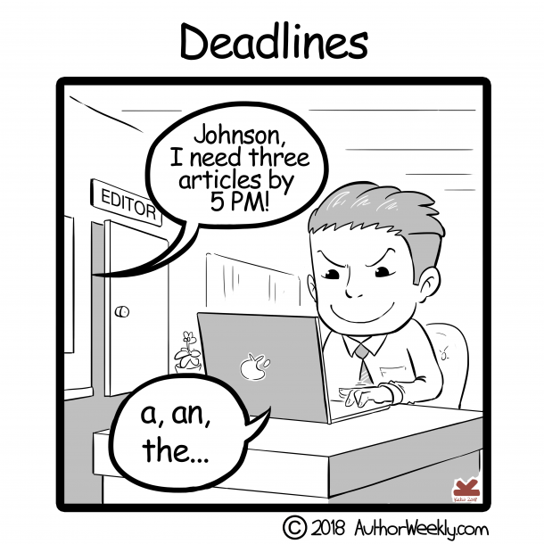 Deadlines and Motivation