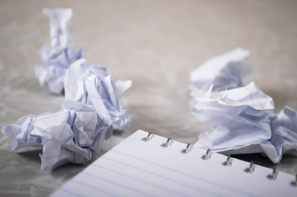 Writing Tips: The Truth About First Drafts