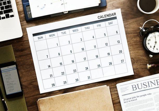 Calendar: Daily Doable Habit
