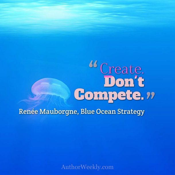 Blue Ocean Strategy Quote Create