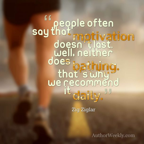 Zig Ziglar Quote Motivation