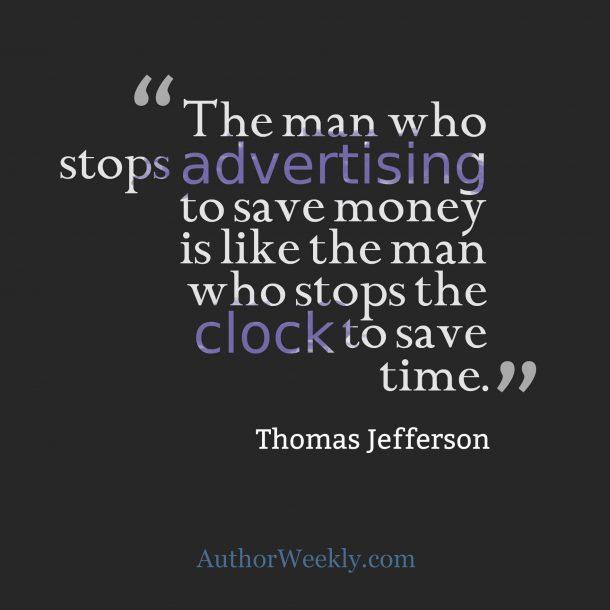 Thomas Jefferson Quote Advertising