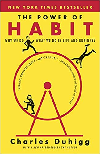 The Power of Habit by Charles Duhigg | book cover