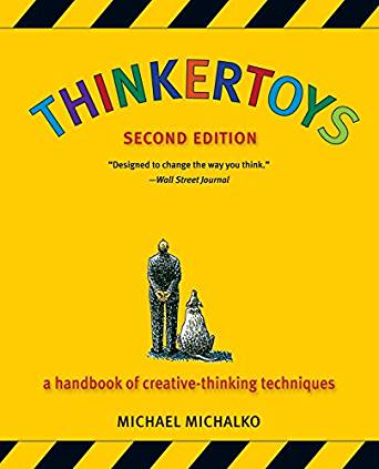 Thinkertoys by Michael Michalko | Book cover