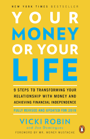 Your Money or Your Life by Vicki Robin | Book cover