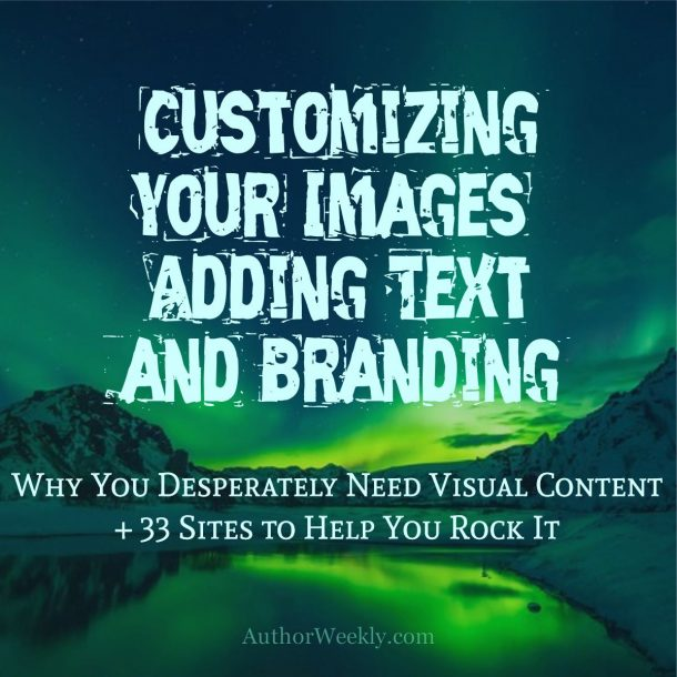 Customizing Your Images: Adding Text and Branding