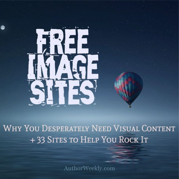 Free Image Sites for Visual Content