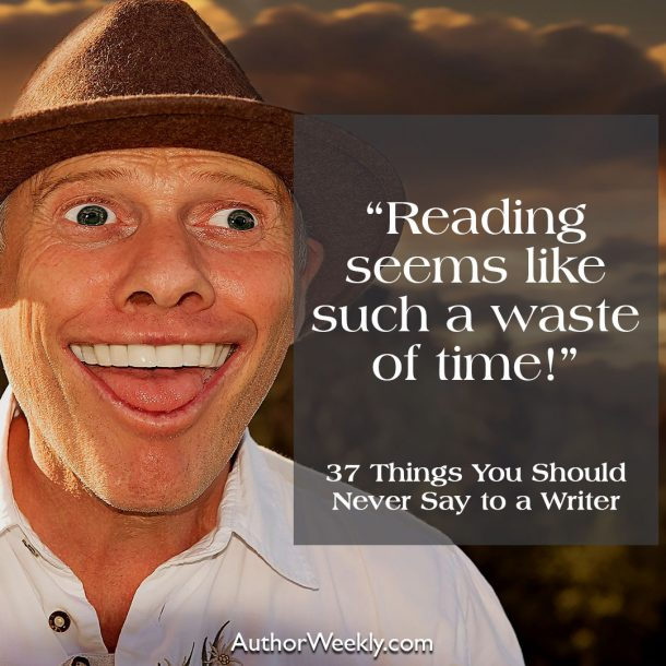 Reading seems like such a waste of time!