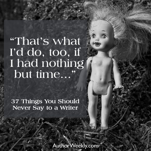 That's what I'd do, too, if I had nothing but time…