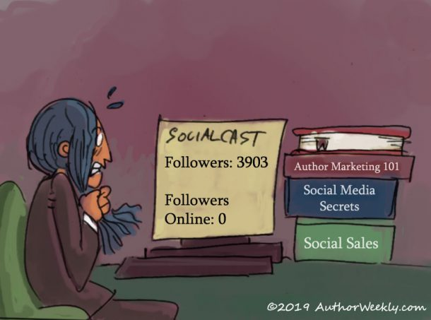 Social Media Marketing | Comic/Cartoon