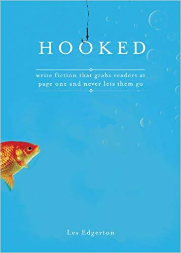 Hooked: Write Fiction That Grabs Readers at Page One and Never Lets Them Go by Les Edgerton: Book Cover