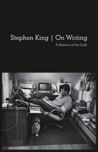 On Writing by Stephen King: Book Cover