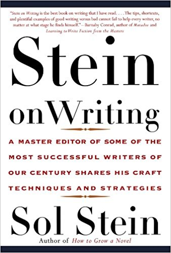 Stein on Writing by Sol Stein: Book Cover