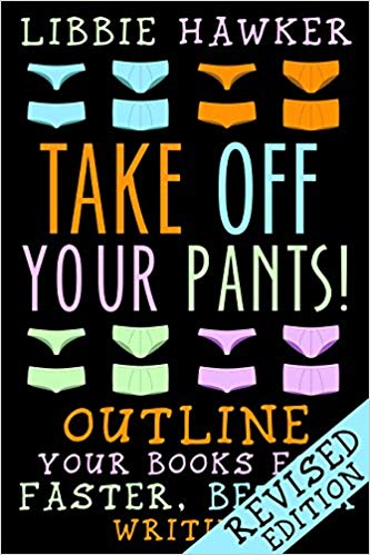 Take Off Your Pants! by Libby Hawker: Book Cover