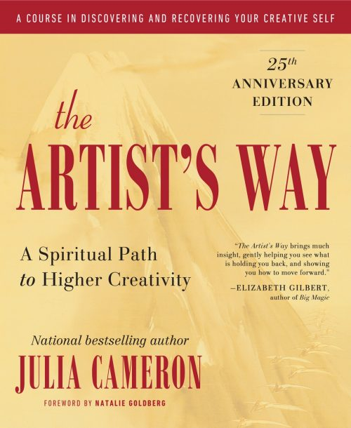 The Artist's Way by Julia Cameron: Book Cover