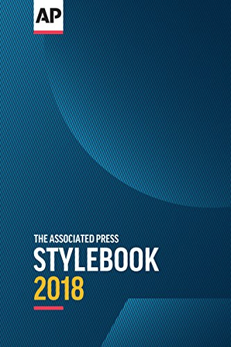 The Associated Press Stylebook: Book Cover