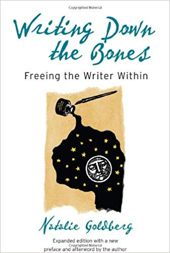 Writing Down the Bones by Natalie Goldberg: Book Cover